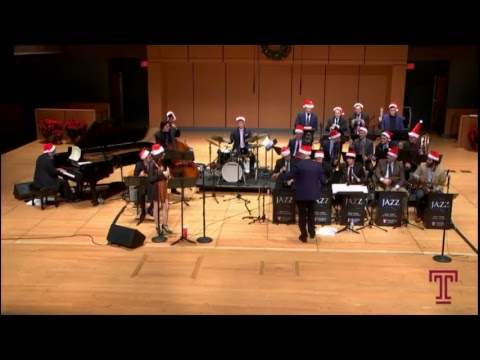 LAB BAND AND JAZZ BAND NUMBER 3: Steve Fidyk and Dan Monaghan, directors  This performance contai...