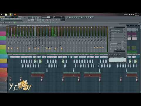 Shelow Shaq Ft. Noriel Ft. La Manta - Knock Out /INSTRUMENTAL O REMAKE 2017 +FLP 250 LIKE