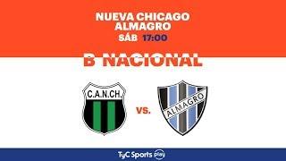 Nueva Chicago vs Almagro full match