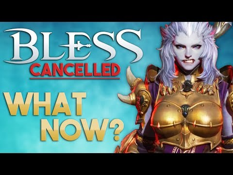 Bless Online | Neowiz Confirms Rumors of NA/EU Not With Aeria Games | Steam Release Possibly?!