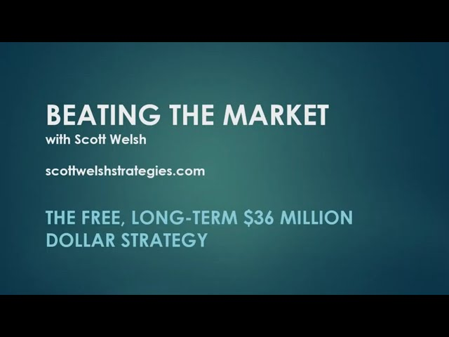 The Free, Long-Term $36 Million System