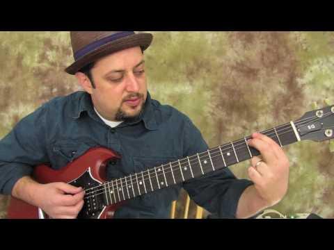 Slash Guitar Lesson – Slither – Velvet Revolver – Easy Rock Guitar Lesson