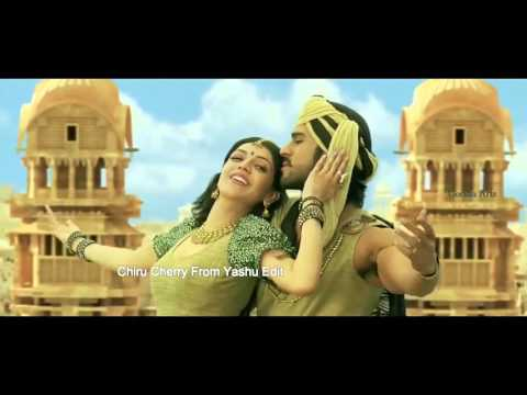 Jhummani Tummeda Chiranjeevi Song||Ram Charan Version||Mechanic alludu||Magadeera