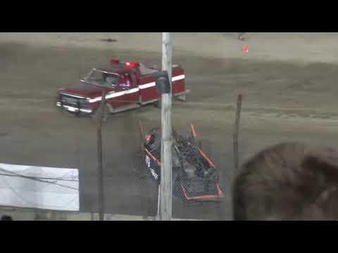 MOD - F. - dirt track racing video image