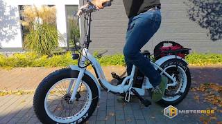 Pedelecs & E-Bikes von Misterride