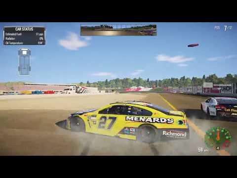 [NASCAR HEAT 2] NO HOPE NEW HAMPSHIRE [AOS GAMING]