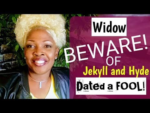 Dating Tips For Widows! Some REAL NUTS Out There!
