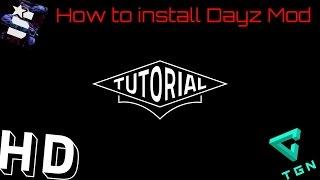 How to install Arma 2: Dayz mod (using Dayz launcher)