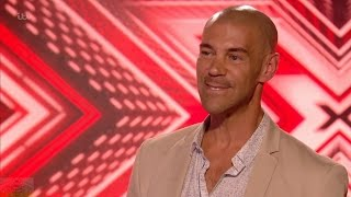 The X Factor UK 2016 Week 4 Auditions Christopher Peyton Full Clip S13E07