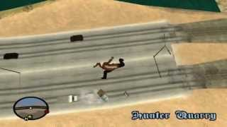 Gta San Andreas Real Ragdoll Mod ( Funny)