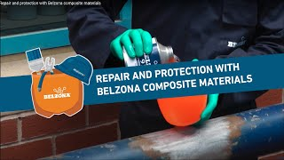 Repair and protection with Belzona composite materials