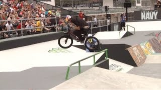 BMX: X Games 2014 - Street Finals Highlights