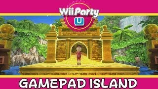 Wii Party U - GamePad Island - Party Mode