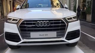 Audi Q5 (2017) - Preview