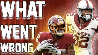 Samaje perine has the record for both rushing yards in a game and oklahoma history so why did he not end up making it nfl what happened to him?...