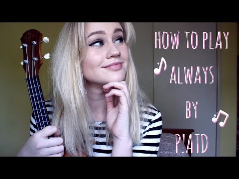 Always - Panic! at the Disco | Easy Ukulele Tutorial!