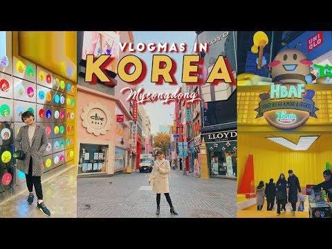 TINDAHAN NG MANI SA KOREA | BACK IN KOREA PART 1 | VLOGMAS DAY 9 | MAE LAYUG