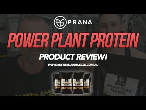 Prana ON Power Plant Protein - Australian Muscle Supplement Review!