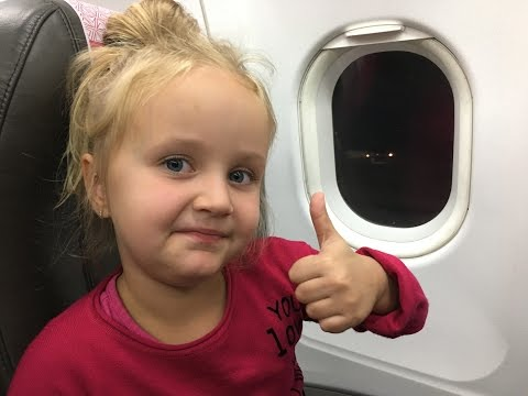 Полет на самолете в Турцию
