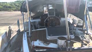 1988 Formosa 44' Cutter sailboat for sale in Puerto Chiapas Mexico $55k