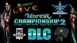 Unreal Championship 2 : The Liandri Conflict (DLC - Characters / Maps - XBOX LIVE)