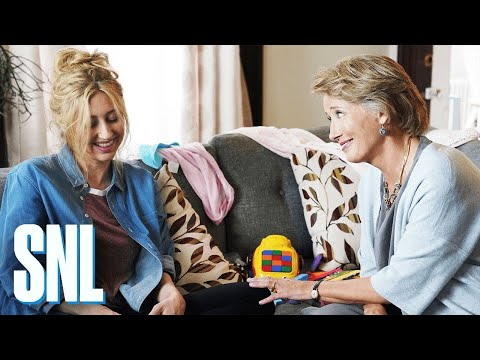 The Perfect Mother SNL Skit 2019 | POPSUGAR UK Parenting