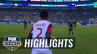 Cummings's brace stuns Mexico - 2015 CONCACAF Gold Cup Highlights