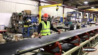 Service Tip: Checking Conveyor Belt Tension