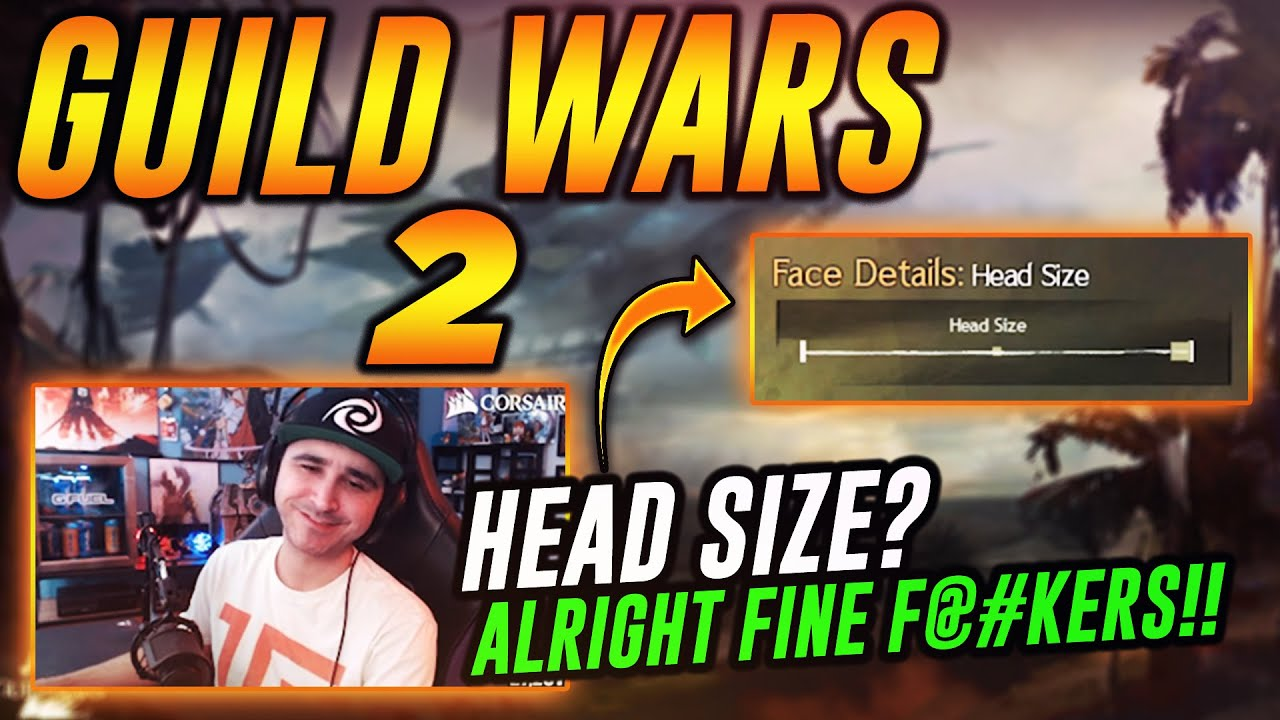 Summit1G tries Guild Wars 2 for the FIRST Time - Guild Wars 2 thumbnail