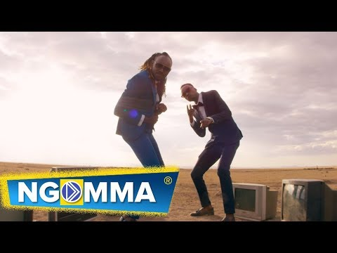 ALEMBA - MR LOVER LOVER ft DANNY GIFT (OFFICIAL 8k VIDEO)