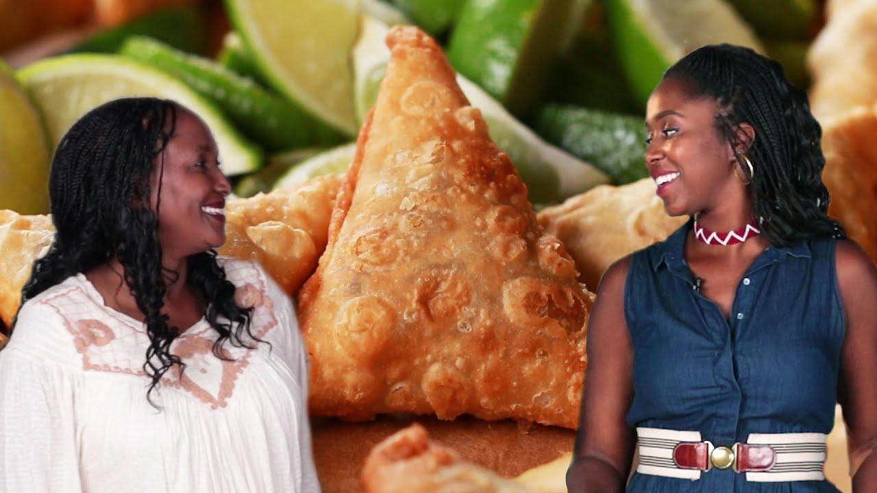 maxresdefault - Liked on YouTube: Kenyan Beef Samosas