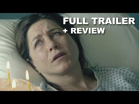 Cake Official Trailer + Trailer Review - Jennifer Aniston 2014 : Beyond The Trailer