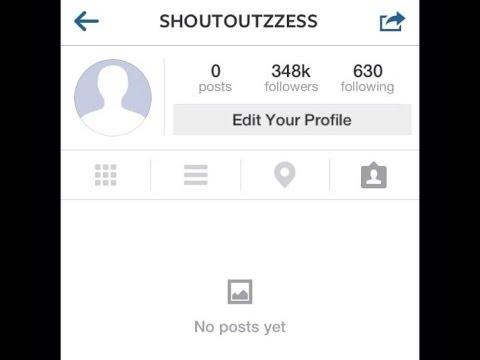 350k instagram hack giving away