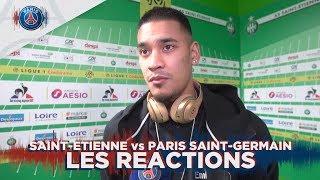 ASSE vs PARIS SAINT-GERMAIN: LES REACTIONS