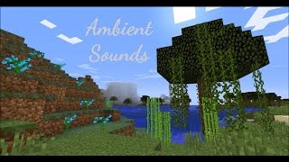 Minecraft: Ambient Sounds (Vanilla 1.8)