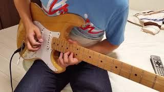 初めまして⭐シャ乱Qのギターソロ弾いてみました('-'*)♪良かったら、コメ...