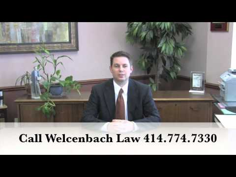 http://www.welcenbachlaw.com/ Welcenbach Law Offices is a family based law firm servicing SE Wisconsin specializing in Personal Injury, Workers Compensation, Social Security Disability, Estate Planning and Business law. Welcenbach Law Offices, combines extensive trial experience with a strong philosophy of providing our clients with superior service.   For more than 35 years, the Welcenbach name has delivered premium legal services as a Milwaukee personal injury firm.  Free Initial Consultation. Se Habla Espanol. Please Call: (414) 774-7330