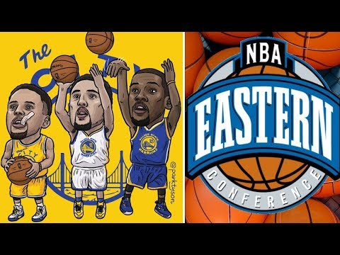 Download Youtube: What If The Golden State Warriors played in The Eastern Conference?