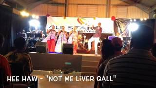 "All Stars Calypso Tent 2015 - HEE HAW ""Not Me Liver Gall"""
