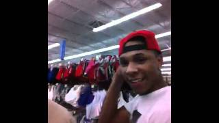 Walmart high as fuck