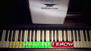 Cover images Stop-Motion Piano!