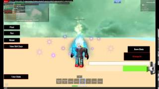 Roblox Dragon Ball Z Battle of Z NEW SSJ Part 2