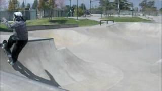 Mark Partain at Fontana Skatepark