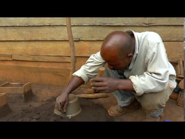 Un Forgeron à kalehe