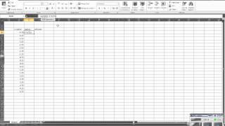 AP Calculus BC: Cartoon-Rechnung-Excel-Demo