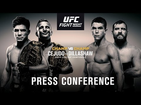 Fight Night Brooklyn: Pre-fight Press Conference