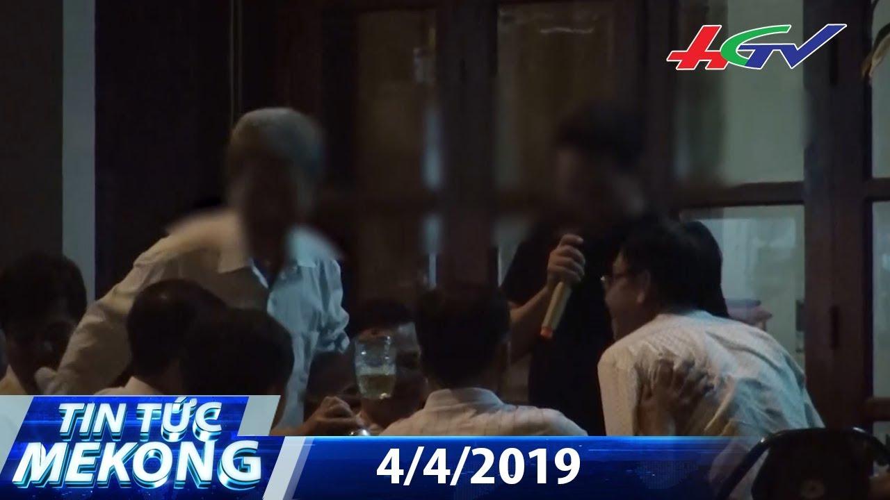 Án mạng từ hát karaoke | TIN TỨC MEKONG – 04/4/2019