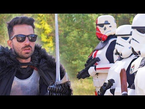 Trónok Harca vs. Star Wars ! Pamkutya Filmek #1 videó letöltése