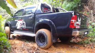 Hilux Tuners Club Malaysia 2015 (Hilux Vnt)