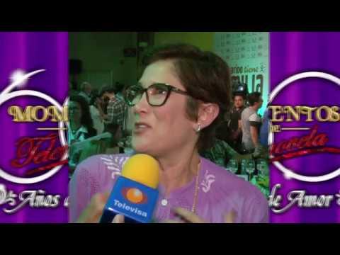 Olivia Bucio 60 Años De Telenovela Momentos De Telenovela Youtube